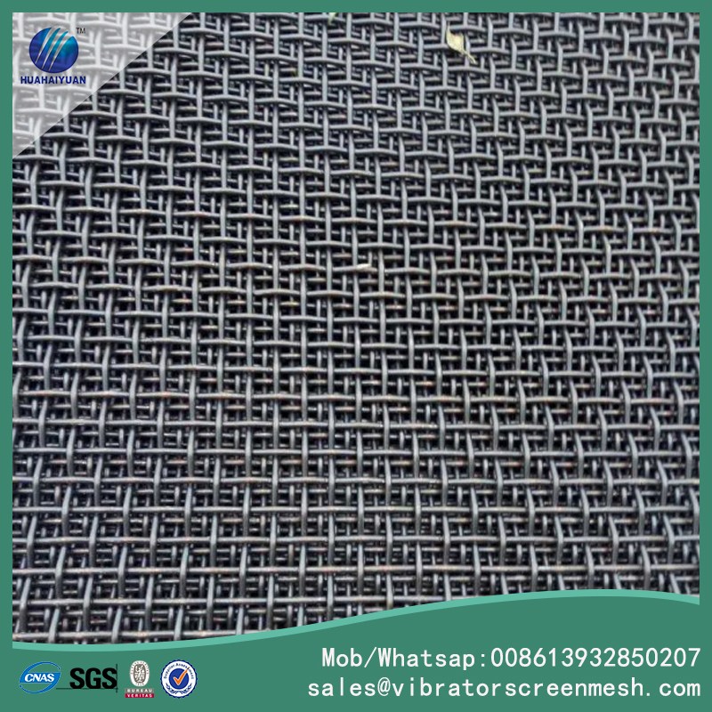 Sand Gravel Mesh For Quarry Vibrating Screen 1