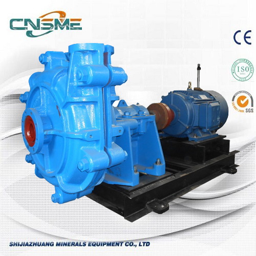 High Pressure Slurry Pump Type SBH