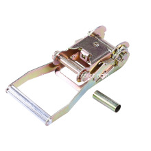 Ratchet Buckle For Automotive Trailers