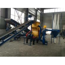 used semi mobile crushing plant hire for sale