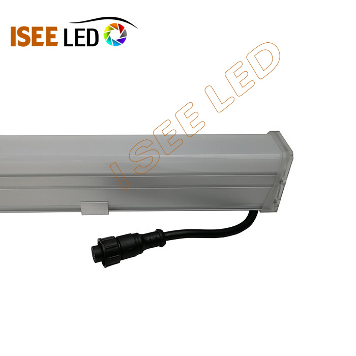 WS2811 SPI LED Tube Light Outdoor Building Decoration