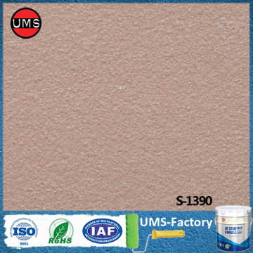 Faux paint stone granite concrete wall paint
