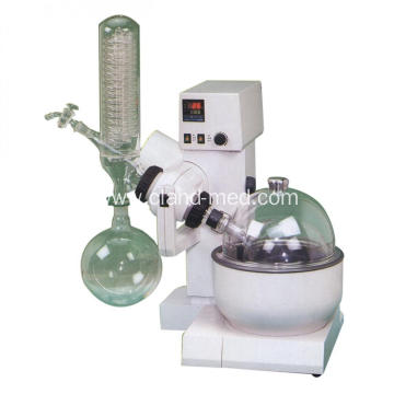 Laboratory  Use Of Mini Rotary Evaporator