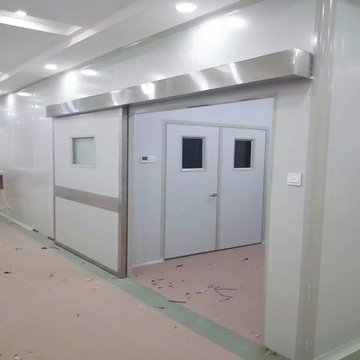 Stainless Steel Air Tight Interior Hospital Door