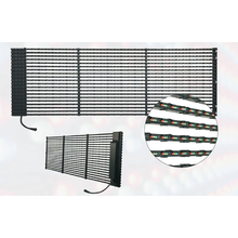 P25 Outdoor Full Color led grille  Screen