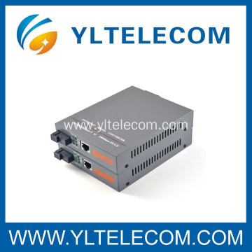 1000M Single-Mode Single Fiber Optic Media Converter