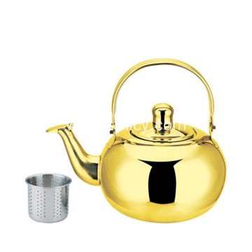 High Quality Stainless Steel Kettle With Strainer