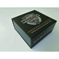 Medium Black Magnetic Collapsible Gift Box