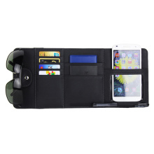 Special for Car Organizers Car Sun Visor Organizer Registration Document Holder supply to Rwanda Wholesale