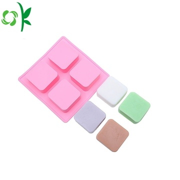 Silicone Soap Making Mold Handmade DIY Soap Mold