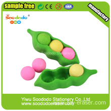 peas Shaped Eraser,cheap iwako erasers