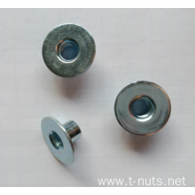 China for Pallet Nuts Zinc Plated Without hole Pallet nuts export to Comoros Manufacturer