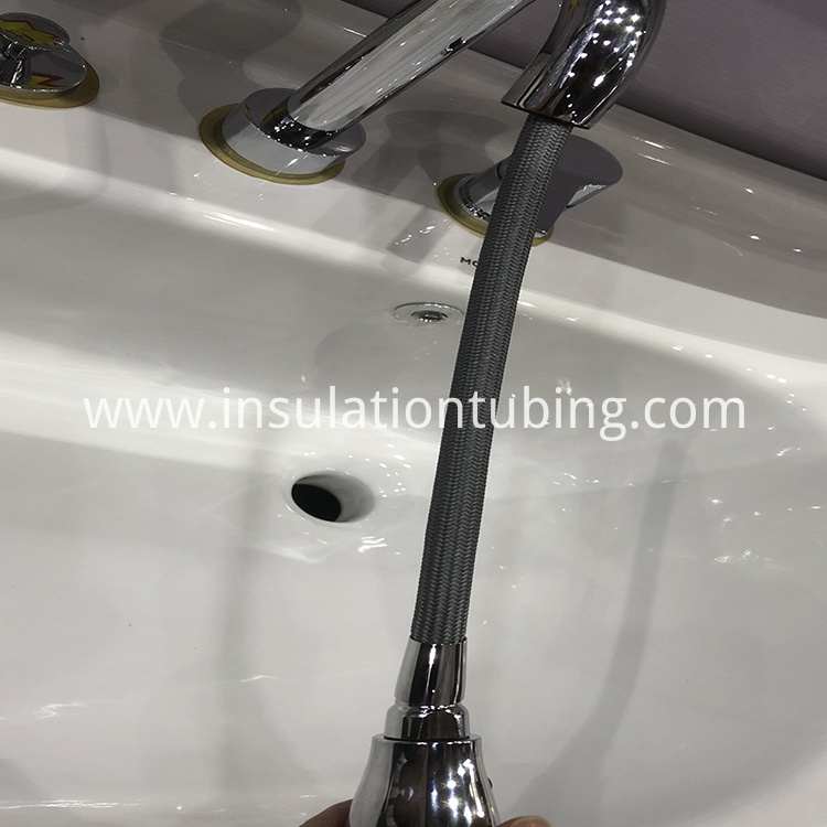 Pull Out Faucet Protection Network Sleeves