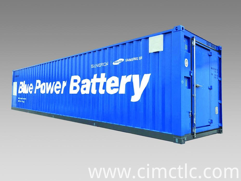 Integrated Container for Equipment