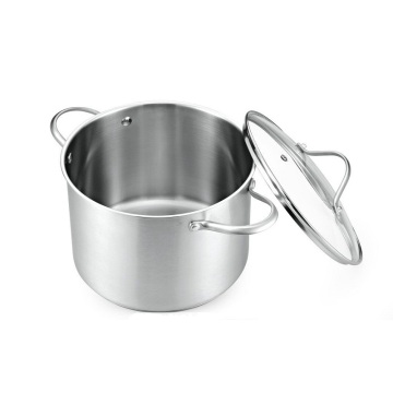 Stainless steel kitchenware stewing pot products