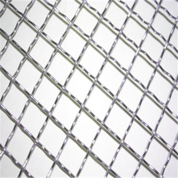Stainless Steel Mine Sieving Crimped Wire Mesh