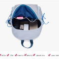 Sport style nylon material backpack shool bag