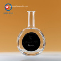 Tequila Glass Bottle Transparent and Round Shape