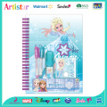 DISNEY FROZEN diary gift activity set