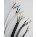 Multi-core shielded high soft towline cable