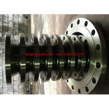WN CLASS300 forged flange