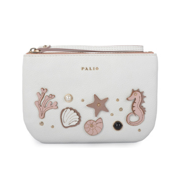 Makeup Pouch for Bridesmaid Cell Phone Clutch Case