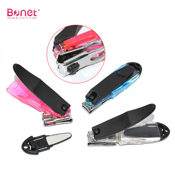 Magic Plastic Rotatable Nail Clipper