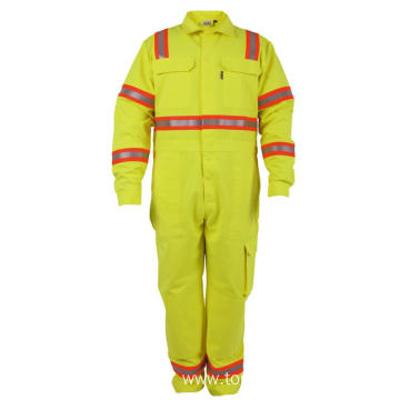 Hi Vis Safety Fr Fire Suits Overalls Coveralls
