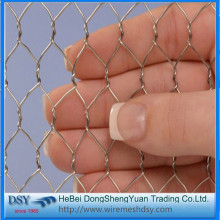 Galvanized Twist Hexagonal Wire Mesh for Box