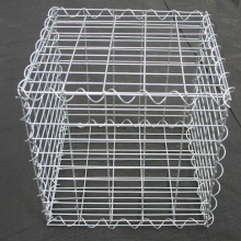 Cheapest Price for Offer Welded Gabion Mesh Box, Gabion Retaining Wall, Bastion Barrier from China Supplier Decoration Gabion Box For Garden supply to Niger Manufacturer