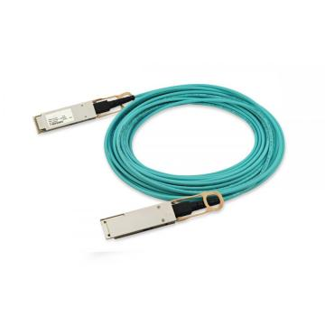 Factory Price for Optical Transceivers 100G QSFP28 AOC Active optical cable export to Hungary Suppliers
