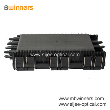 FTTH 24 48 72 96 Core Fiber Optic Splice Closure
