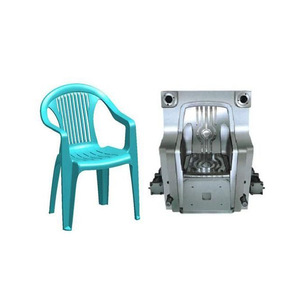 Fixed Competitive Price for Plastic Crate Making Machine Plastic Indoor and Outdoor chair injection mould export to Tuvalu Factory
