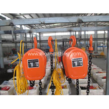 hot sale 1T-20T DHS chain electric hoist