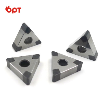 PCBN internal grooving tool CBN cutting insert tool