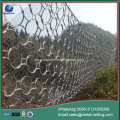 slop rockfall netting ring rock fall barrier