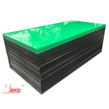 Green High Density Extruded Polyethylene HDPE Board