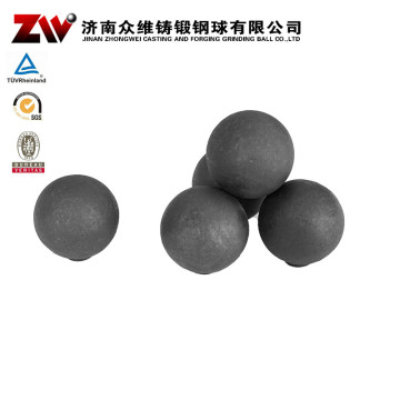 High chrome forged steel grinding balls