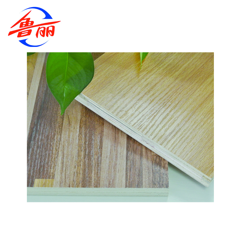 Indoor use 1220x2440mm commercial fancy plywood