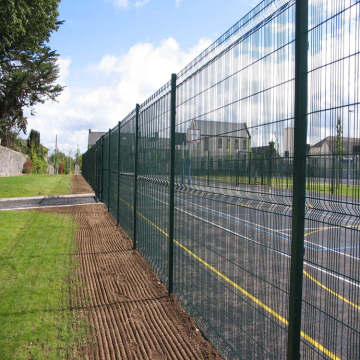 safety wire mesh fence security fence cheap price