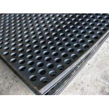 OEM Supplier for Security Perforated Sheets Stainless steel perforated plate sales supply to Italy Factory