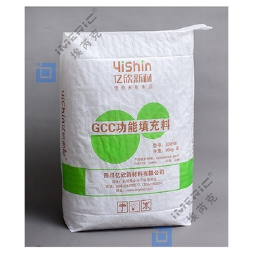 OPP Block Bottom Outer Valve PP Woven Bag