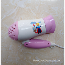 New Fashion Light Weight Lovely Kids Hair Dryer