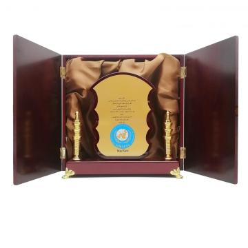 hot selling luxury  wooden medal