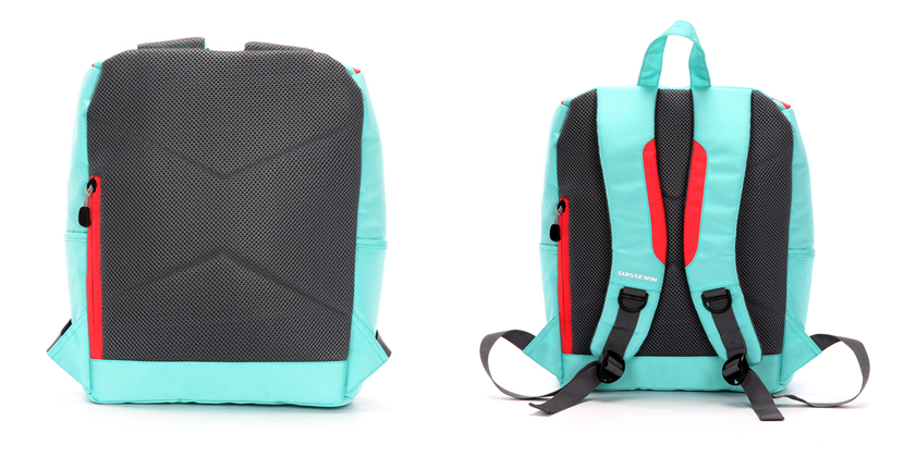 Solid and Bright Color Backpack