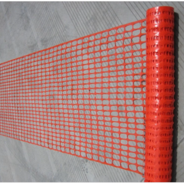 Safety Plastic Warning Bbarrier Mesh Fencing