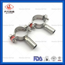 Sanitary SS304 Or SS316L  Pipe Holder