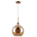 European style dining room glass pendant lamps