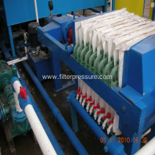 Automatic Chemical Industry Stainless Steel Filter Press