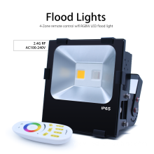 RGBW LED flood light 190W